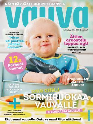 Vauva lehden tarjous